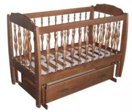 Кровать-колыбель для новорожденных ТИС Каприз