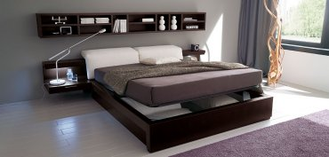 Кровать Justwood Дилайт - 180х200см