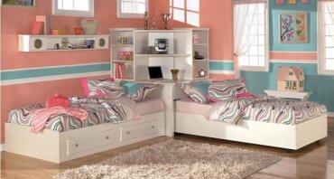 Детская кровать Justwood Мадагаскар - 80х160