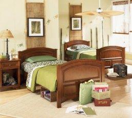 Детская кровать Justwood Дональд - 80х160см