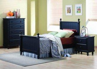 Детская кровать Justwood Мушкетер - 90х190см