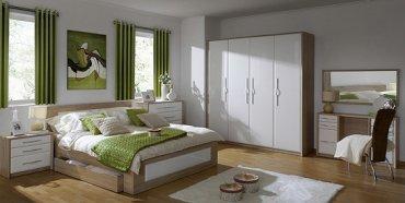 Модульная спальня Оникс