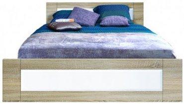 Кровать LOZ/160 Оникс