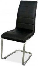 Кресло с металлическим каркасом H-223
