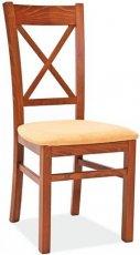 Деревянный стул с мягкой обивкой GL-3