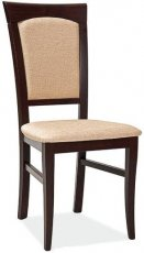 Деревянный стул с мягкой обивкой GL-4