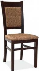 Деревянный стул с мягкой обивкой GL-9