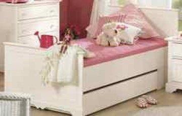Детская кровать Justwood Ариель - 90х190см.