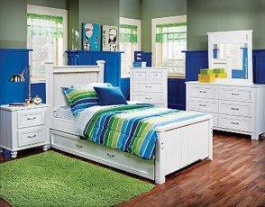 Детская кровать Justwood Немо - 90х190см