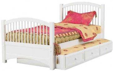 Детская кровать Justwood Каролина - 90х190см