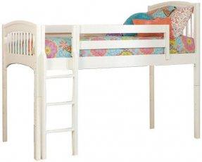 Детская кровать Justwood Снежок - 90х190см