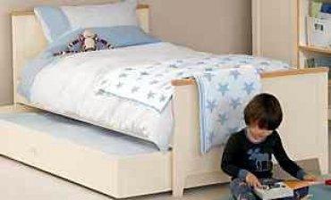 Детская кровать Justwood Том - 80х160см