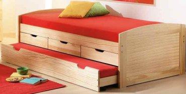 Детская кровать Justwood Капитошка