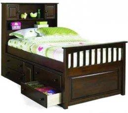 Детская кровать Justwood Папа Карло
