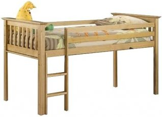 Детская кровать Justwood Теремок