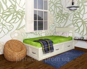 Детская кровать Justwood Пиноккио - 80х160см