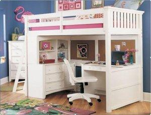 Детская двухъярусная кровать Justwood Джерри