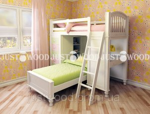 Двухъярусная кровать Justwood Гуффи 1