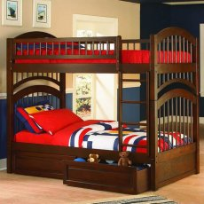 Двухъярусная кровать Justwood Артемон