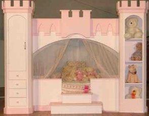 Двухъярусная кровать Justwood Дюймовочка
