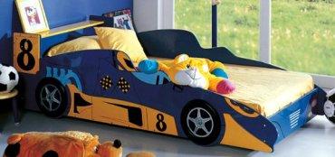 Кровать -машина Krzyś
