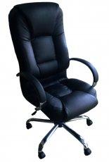 Кресло руководителя Бора хром