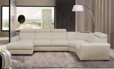 П образный диван Мегафлекс 423х251