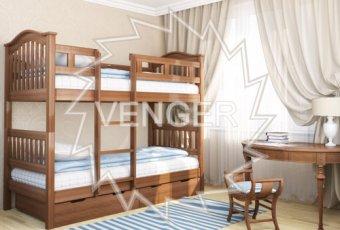 Двухъярусная кровать Венгер Максим
