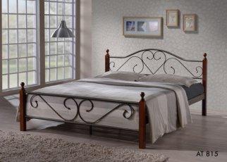 Кровать Onder Metal Metal&Wood АТ - 815 200x140см