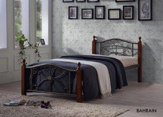 Кровать Onder Metal Metal&Wood Bahrain 200x90см