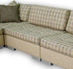 Прямой модуль дивана Леон