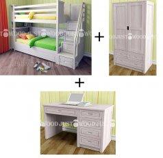 Детская спальня Justwood Синдерелла