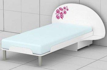 Кровать L-04 Гламур