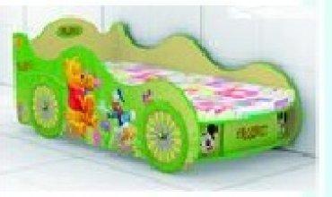 Кровать -машинка Baby-KM-380-1/2 Беби