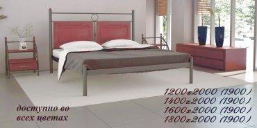 Кровать Николь - 120х190-200см