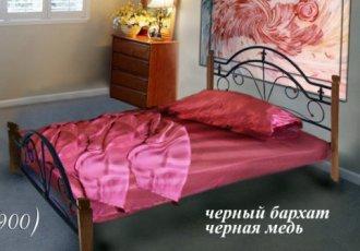 Кровать Диана дерево - 160х190-200см