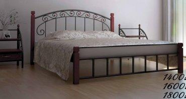Кровать Афина дерево - 140х190-200см