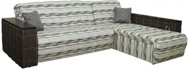 Угловой диван Модерн NEW - спальное место 1,2+0,7 см