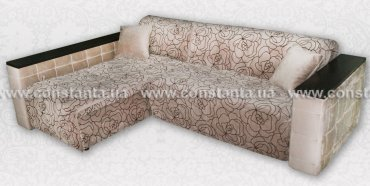Угловой диван Модерн NEW - спальное место 1,4 + 0,7 м