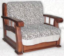 Кресло Цезарь - спальное место 70-80см
