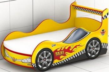 Кровать -машинка KM-380-1,2 Такси