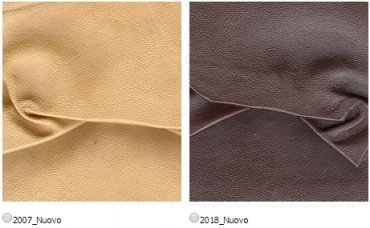 Натуральная мебельная кожа Lux за 1 кв.м.