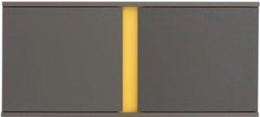 Шкаф навесной S202-SFW2D/86/38 Graphic