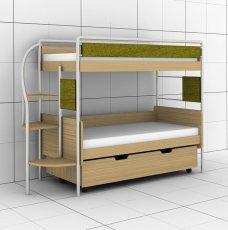 Кровать DJ-03 с ящиками