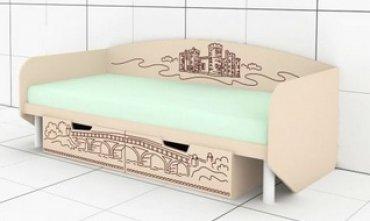 Кровать L-01, 02 Лондон
