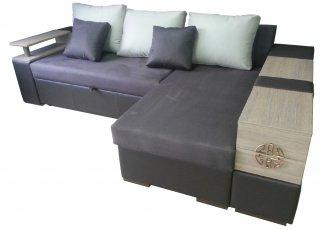 Угловой диван Далио Жасмина