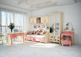 Детская спальня №4 Прованс