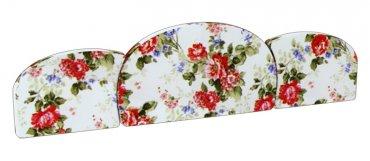 Комплект мягких подушек на кровать (3шт) Прованс