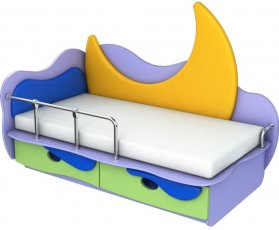 Кровать Месяц Лунная Сказка