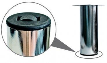 Опора металлическая MZ-1814 R хром